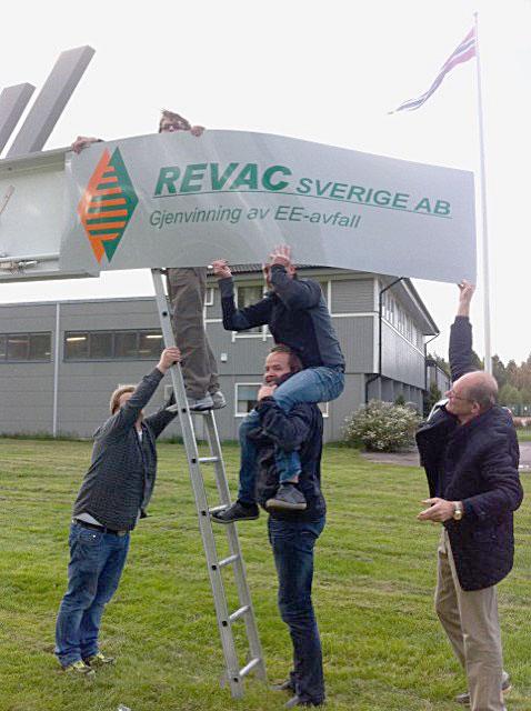 Revac Sverige AB